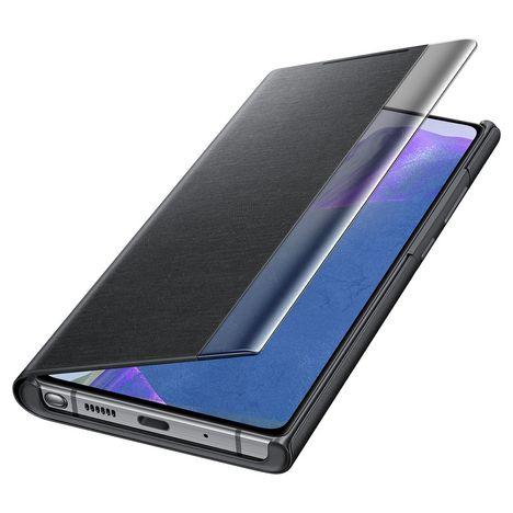 SAMSUNG Étui folio pour Samsung Galaxy Note 20 et Note 20 5G - Noir