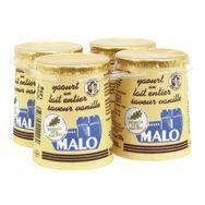 Malo yaourt vanille 4x125g
