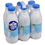 Pouce lait demi-écrémé U.H.T. bouteille 6x1l