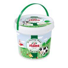 RIANS Rians fromage blanc 2kg 2kg
