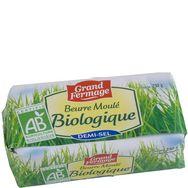 Grand Fermage beurre bio demi-sel 250g
