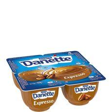 Danette crème dessert expresso 4x125g