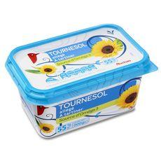 AUCHAN Margarine allégée au tournesol 500g
