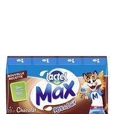 Lactel max chocolat 4x20cl