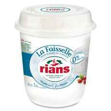 RIANS Faiselle 0%MG 1kg