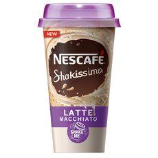 Nescafé Shakissimo caffe latte macchiato 190ml