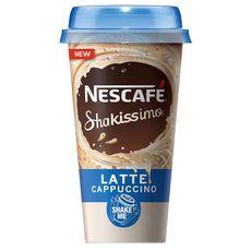 Nescafé Shakissimo caffe latte cappuccino 190ml