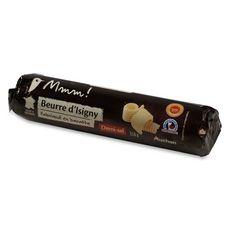 Mmm! beurre baratte demi-sel rouleau 250g