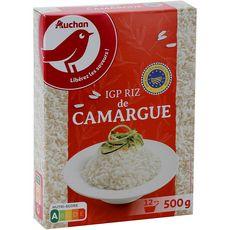 AUCHAN Riz Camargue IGP 500g