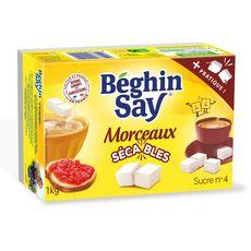 BEGHIN SAY Sucre en morceaux sécables 1kg
