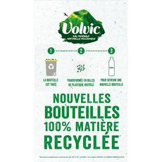 VOLVIC Eau minérale naturelle plate bouteilles 6x50cl