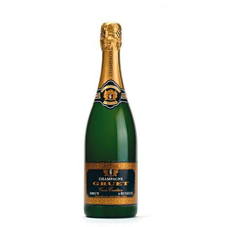 GRUET AOP Champagne brut tradition