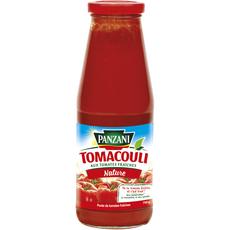 PANZANI Tomacouli nature aux tomates fraîches 700g
