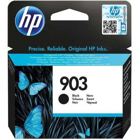 HP Cartouche d'Encre HP 903 Noire Authentique (T6L99AE) pour HP OfficeJet 6950, HP OfficeJet Pro 6960 / 6970