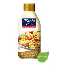 Planta Fin Margarine liquide pour cuisine facile 79%mg 750ml