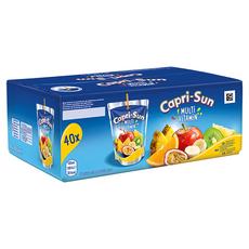 CAPRI-SUN Boisson aux fruits multivitamines 40x20cl