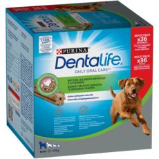 DENTALIFE Friandises bâtonnets hygiène dentaire pour grand chien 36 pièces 1,272kg