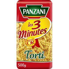 PANZANI Panzani Torti qualité or cuisson 3min 500g 500g