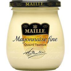 MAILLE Mayonnaise fine fraîche aux œufs 300g