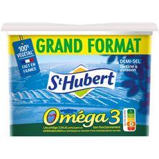 ST HUBERT St Hubert Oméga 3 matière grasse demi-sel tartine et cuisson 750g 750g