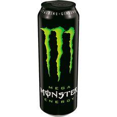 Monster Energy Mega boisson énergisante taurine ginseng boîte 55,3cl