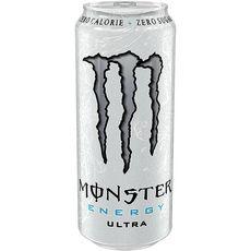 Monster Energy Ultra boisson énergisante gazeuse sans sucre boîte 50cl