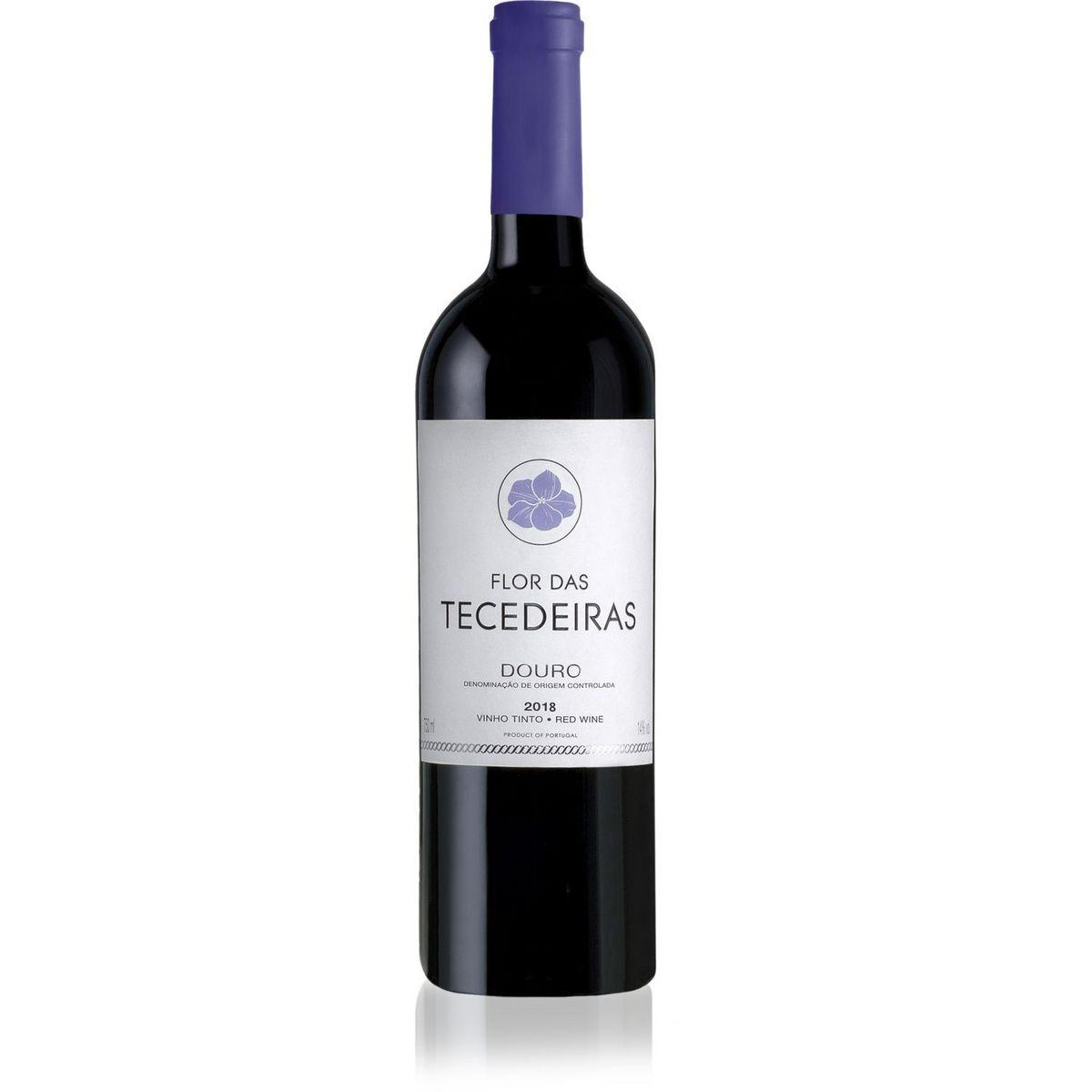 Portugal Douro Flor Das Tecederas 2018 vin du monde