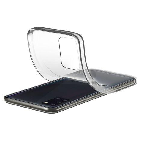 CELLULARLINE Coque pour Samsung Galaxy A31 - Transparent