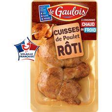 LE GAULOIS Cuisses de poulet rôti 2 pièces 360g