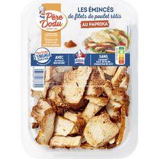 PERE DODU Émincés de poulet au paprika 200g