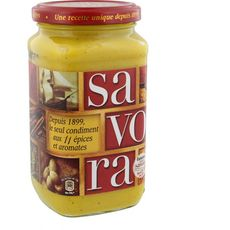 AMORA Savora Condiment épices aromates 385g 385g