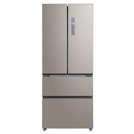 QILIVE Réfrigérateur multi-portes 155487, 431 L, Froid ventilé