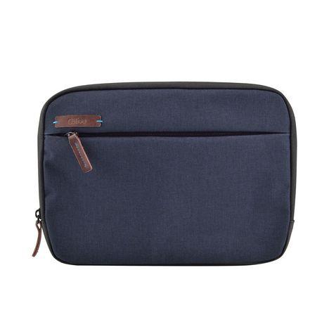 QILIVE Housse tablette 10P Q.3383 - Bleu et noir