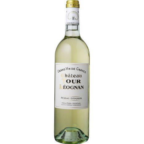 SANS MARQUE AOP Pessac-Léognan Château Tour Léognan Grand Vin de Graves blanc 2019