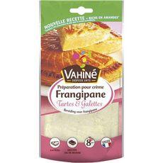 VAHINE Préparation pour crème frangipane tarte et galette 6-8 personnes 250g