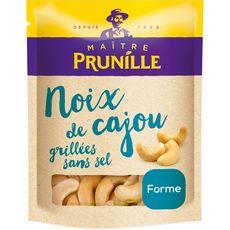 Maître Prunille Noix de cajou grillés sans sel 200g