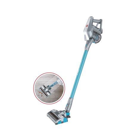 HOOVER Aspirateur balai H-FREE 300 HYDRO HF322YHM - Bleu