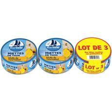 Petit Navire PETIT NAVIRE Miettes de thon à l'huile de tournesol