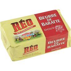 REO Beurre de baratte doux 250g