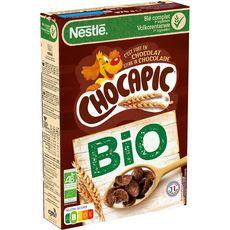 CHOCAPIC Céréales bio au chocolat 375g