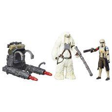 Pack 2 figurines deluxe 10cm Star Wars