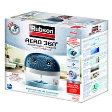 RUBSON Absorbeur d'humidité AERO 360 - 40m²