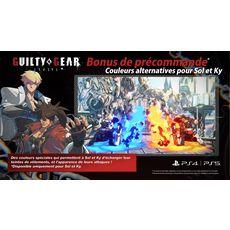 Guilty Gear Strive PS4