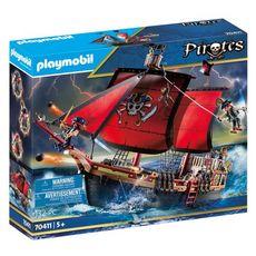 PLAYMOBIL 70411 - Pirates - Bateau pirates