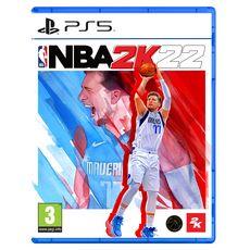 Take 2 NBA 2K22 PS5