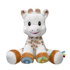 VULLI Peluche interactive touch and music - Sophie la girafe