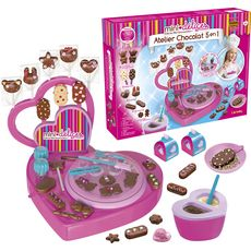 LANSAY Mini délices - Mon super atelier chocolat 5 en 1