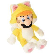 Peluche 15cm Mario Chat
