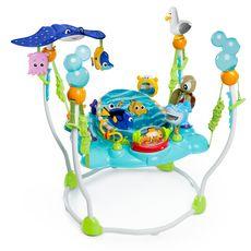 DISNEY Aire de jeux à rebond multiactivités Nemo