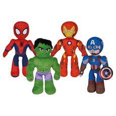 SIMBA Figurine peluche Marvel